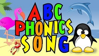 Underwater Animal ABC Song: Learn Letters and Animals