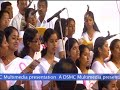 Mar Thoma Church Episcopal Consecration 2011 Felicitation song by DSMC Choir