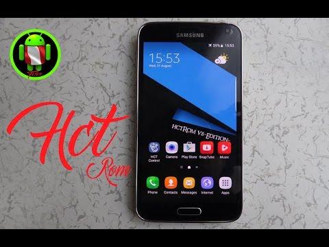 Samsung Galaxy S5 |HCTRom v8.0  Marshmallow