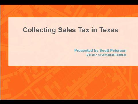 Texas 2016 Sales Tax Changes- Avalara