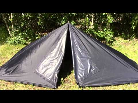 Make A Condo Tent From Tarps