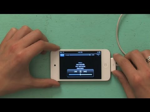 How to Put Movies on iPod Touch 4G : Using an iPod Touch
