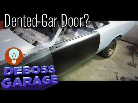 How To Replace A Car Door Skin
