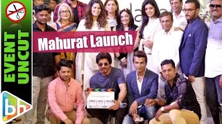EVENT UNCUT: Shah Rukh Khan | Arjun Kapoor At Mahurat Launch Of The Film Hrudayantar