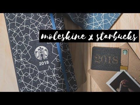 [Planner] Moleskin x Starbucks Singapore