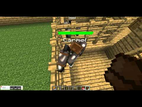 Minecraft Mo cretures tutorials how to get a tier 3 and 4 horse