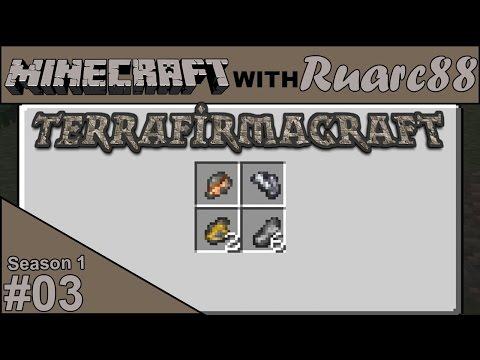 An Alloy :: TerraFirmaCraft With Ruarc :: S1 EP3