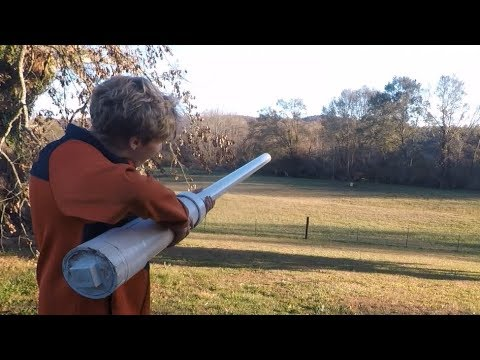 Shooting Eggs from a Potato Gun: El Scrambolishish