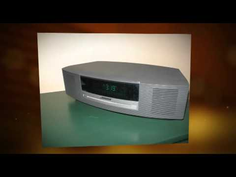 Stylish Bose Wave Radio II compact stereo available for you