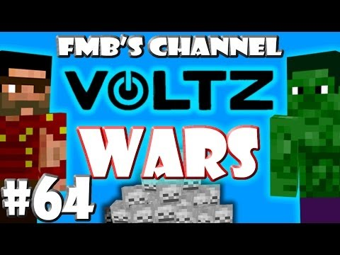 Voltz Wars #64 Space Teleporter!