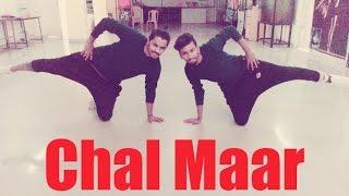 CHAL MAAR Dance Video | Tutak Tutak Tutiya - Arun Vibrato Choreography