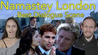 Namastey London Best Dialogue | Head Spread | Reaction