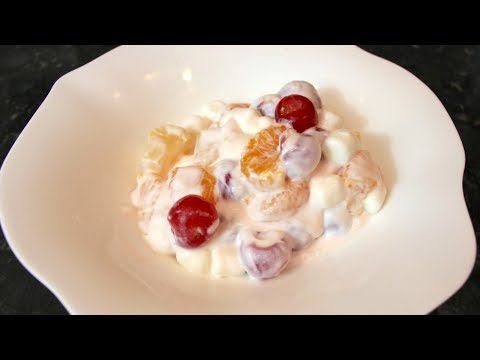 Ambrosia Fruit Salad Recipe: How To Make Ambrosia Salad