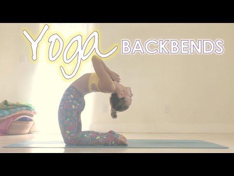 Yoga Backbends - Kapotasana Tutorial with Kino