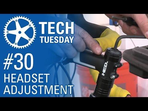 Tech Tuesday #30: Headset Adjustment