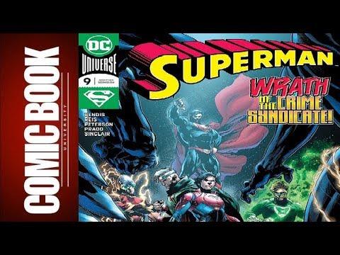Xxx Mp4 Superman 9 COMIC BOOK UNIVERSITY 3gp Sex