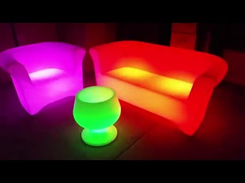 LED Light Up Furniture | Nightclub Furniture | Glow Furniture - For Sale, Buy, Purchase