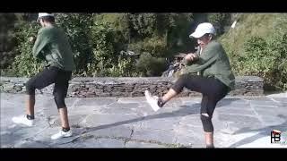 CHOGADA TARA   DARSHAN RAVAL   LOVERATRI   HIP HOP DANCE By Himachali Boys