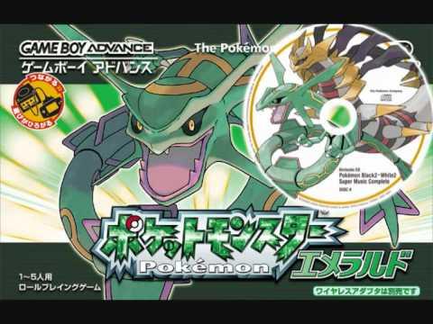 Mew Battle - Pokémon Emerald