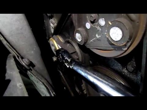 Ford Escape/Mazda Tribute Serpentine Belt  Replacement