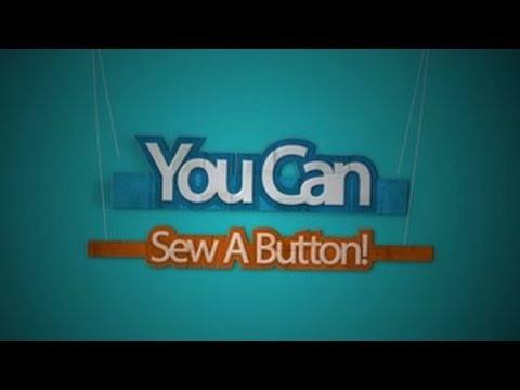 How To Sew A Button For Dummies