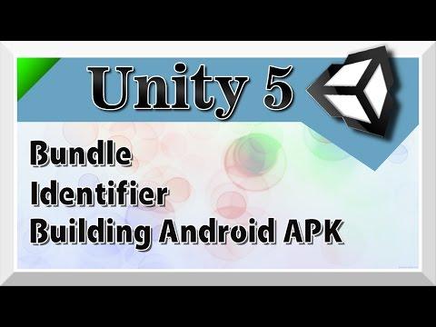 Ошибка Bundle Identifier has not been set up correctly. Bundle ID. [Unity 5]