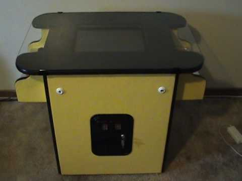 Hide Windows XP - Mame Arcade Setup