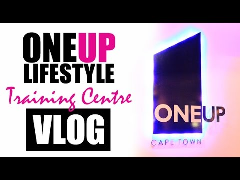 VLOG! #OneUpLifestyle Cape Town Launch