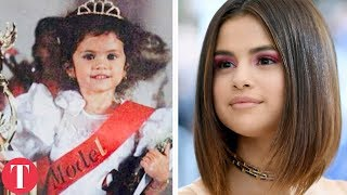 10 Celebs Who Were In KIDS BEAUTY PAGEANTS