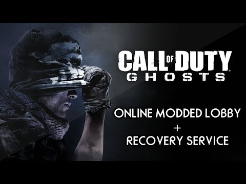 [CLOSED] Call of Duty:Ghosts Modded Lobby | Recovery Service + Online Lobby (Newest Dashboard 16547)