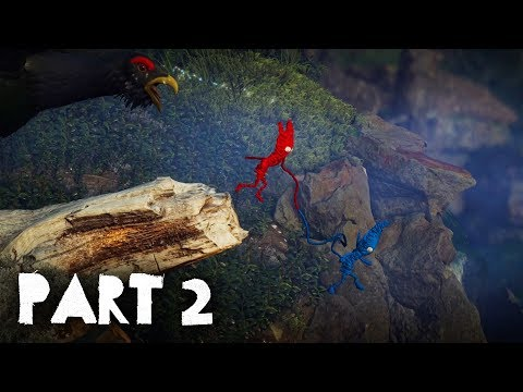 Unravel Two Gameplay Walkthrough Part 2 - Chapter 3 (Every Collectible)