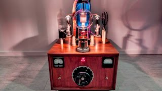 Download Tesla Coil Wireless Energy and Resonance Demonstration Video