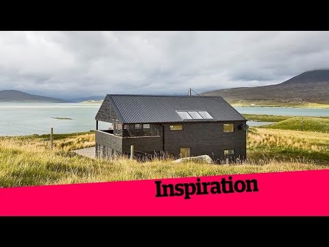 Fir Chlis - Spectacular Timber Frame Self-build, Scotland