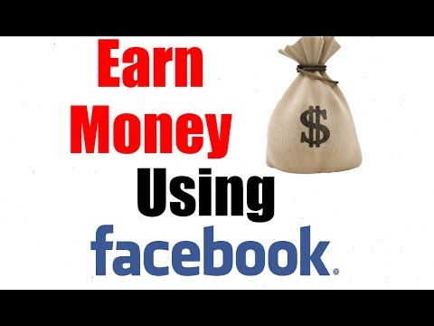 [Hindi-हिन्दी] How to Earn Money with Facebook Using