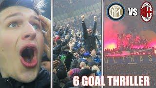 PYRO, FLARES & COMEBACKS - THE MILAN DERBY VLOG | Inter vs AC Milan