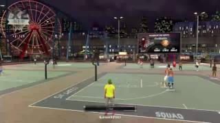 NBA 2k 17 gameplay ps4(rubiks cube guy 5285)
