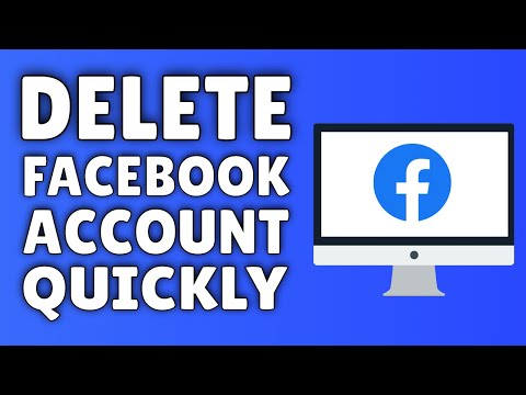 How To DELETE Your Facebook Account PERMANENTLY!