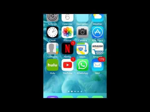 How to delete viruses on iOS
