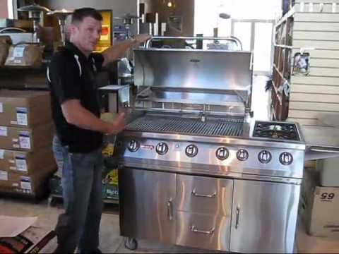 Bull 7 Burner Gas Grill Review