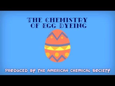 The Chemistry of Egg Dyeing - Bytesize Science