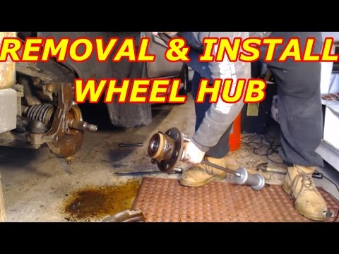 2000 Chevy Tahoe Wheel Hub Assemble Replacement