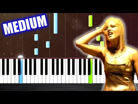 The Cranberries - Zombie - Piano Tutorial (MEDIUM) by PlutaX
