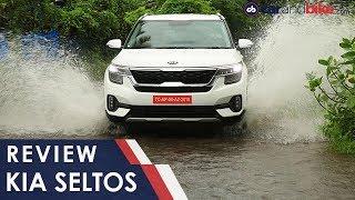 Kia Seltos Review   NDTV carandbike
