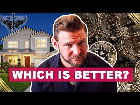 Which Is Better - Real Estate Investing or Bitcoin Miners?