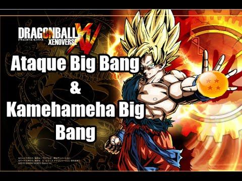 Dragon Ball Xenoverse - Dica #54 - Conseguir Ataque Big Bang & Kamehameha Big Bang