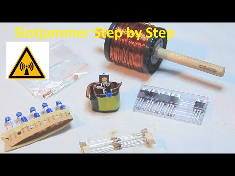 EMP Jammer Step by Step / Slotjammer Tutorial