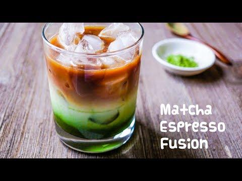 Matcha & Espresso Fusion (Starbucks Copycat)