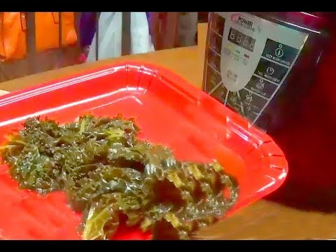 Recipe for How To Cook Fresh Kale with Turkey Leg in Power Pressure Cooker XL