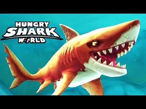 Hungry Shark World - New Shark - Tiger Shark