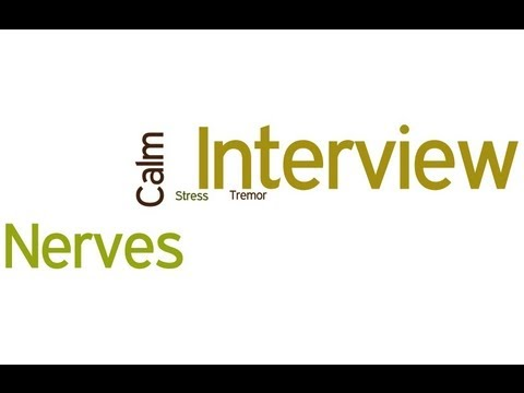 Managing Interview Nerves For Consultant Interviews